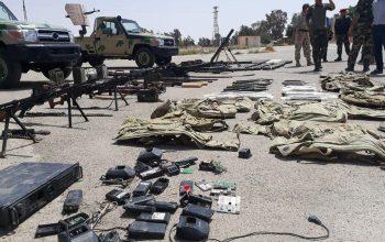سوريا: أنسحاب الإرهابيين من الضمير