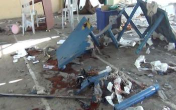 مقتل 19 وجرح 33 في انفجار داخل مسجد بولاية خوست