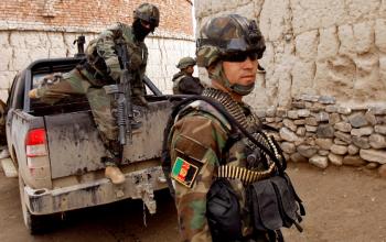 أفغانستان: مقتل 22 من مسلحي طالبان