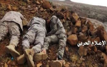 السعوددية تعترف بمقتل العشرات من جنودها في اليمن