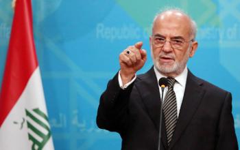 الجعفري نرفض وجود قوات تركيا في العراق