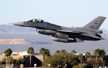 العراق تنفذ غارات جوية ضد داعش في سوريا