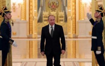 الولاية الرابعة بوتين رئيس روسيا