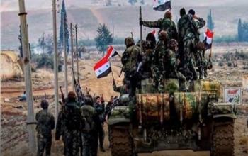 سوريا: تحرير 65% من مخيم اليرموك والحجر الأسود