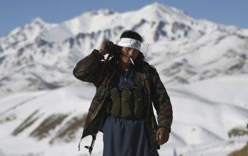 جنود الهزارة المجهولين ضد داعش وطالبان في أفغانستان