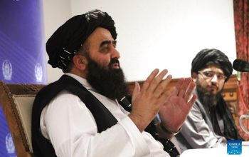 طالبان تستقبل مساعدات امريكا