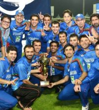 Afghanistan Cricket Team Defeated Ireland