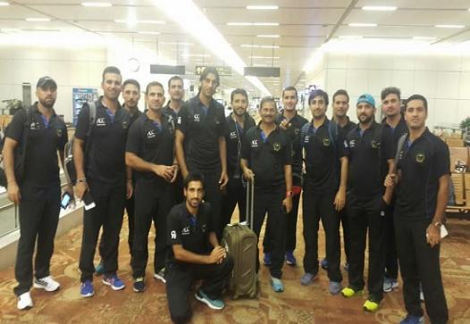 Cricket team off to West Indies for ODI, T20 series