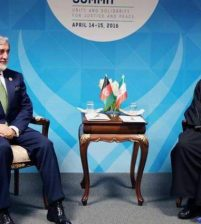 Dr. Abdullah Abdullah congratulates Rouhani on 'convincing victory' in election