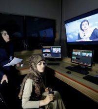 Afghan women bridge gap in media by launch of TV channel