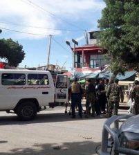 Militants attack on Kabul Bank in Gardez left 33 killed and wounded