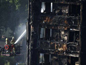 Death toll reaches to 30 in London tower fire: police