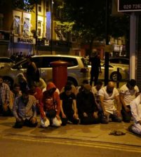 Worshipers attacked near 'Finsbury Park Mosque' in London