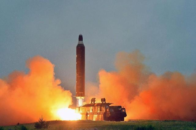 US, South Korea fire missiles in response to North's ICBM