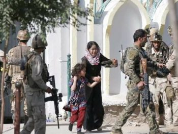 Lessons from Daesh attack to Imam Zaman Mosque in Kabul: Kill Us! We get more united!