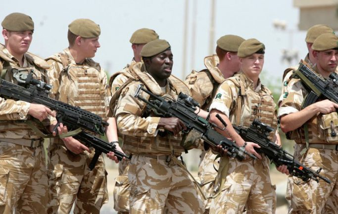 Britain sends new surge to Afghanistan