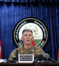 Nicholson emphasized on Taliban and Daesh eradication in Afghanistan