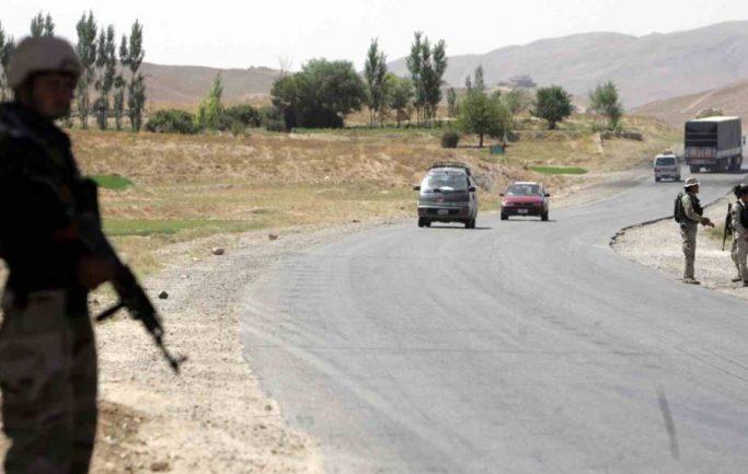 10 civilians kidnapped in Ghazni-Kabul high way