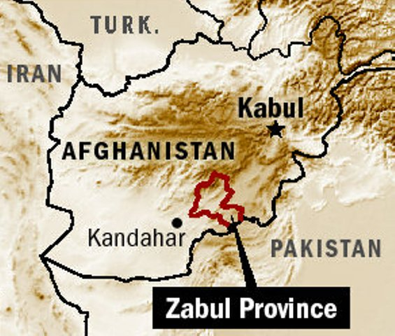 Explosion in Trinkut in Zabul left 7 wounded