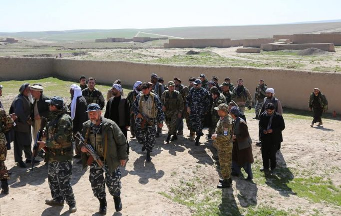 Security concerns brought the Balkh governor to Chemtal