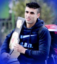 In Dushanbe fight Ahmad Wali Hotak loses to his Russian rival