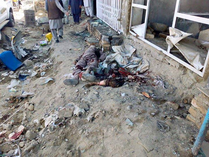 Suicide attack on Kabul mosque kills 5, injures 13 + Images
