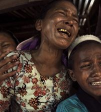 60 Rohingya Muslims presumed dead as their boat capsized