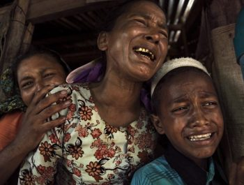 60 Rohingya Muslims presumed dead as their boat capsized
