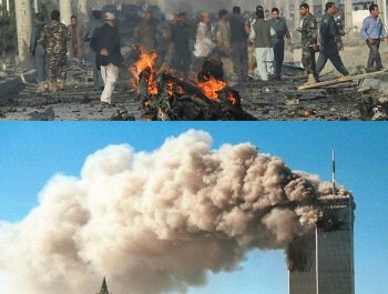 The rise of one terrorist group to 21 terrorist groups by the 16-year presence of US in Afghanistan