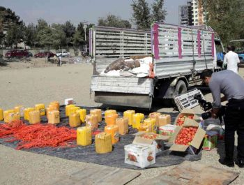 Afghan police stop truck bomber in 'Kabul'