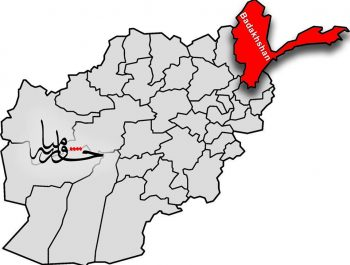 Mine blast in 'Khash' district of Badakhshan province