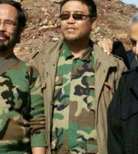 Fatimid; Shrine defenders, the fight against international terrorism