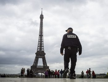 French police arrest 10 over terror plot on mosques, politicians