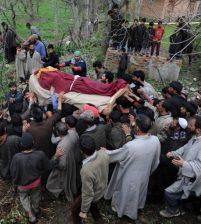 Gun battle leaves 4 Indian troops and rebels dead in Kashmir