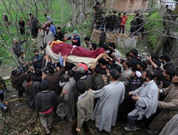 Gun battle leaves 4 Indian troops and rebels dead in Kashmir