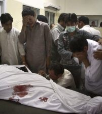 5 Shia Muslims killed in Southwestern Pakistan
