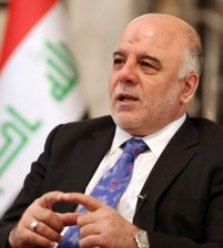 Haider al-Abadi, Iraqi Prime Minister: 'Referendum in Kurdistan is over'