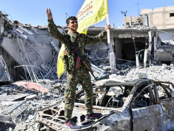 ISIL defeated in Syria's Raqqa