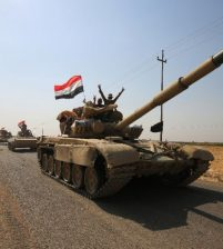 Iraqi Forces begin Assault near Kurdish-Held City of 'Kirkuk'