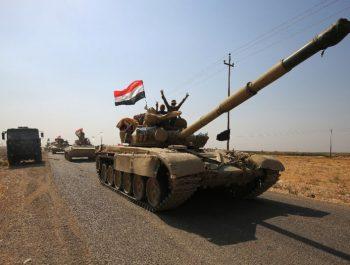 Iraqi Forces begin Assault near Kurdish-Held City of 'Kirkuk'