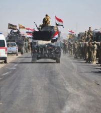 Iraqi forces seize control of Kirkuk from Kurdish fighters