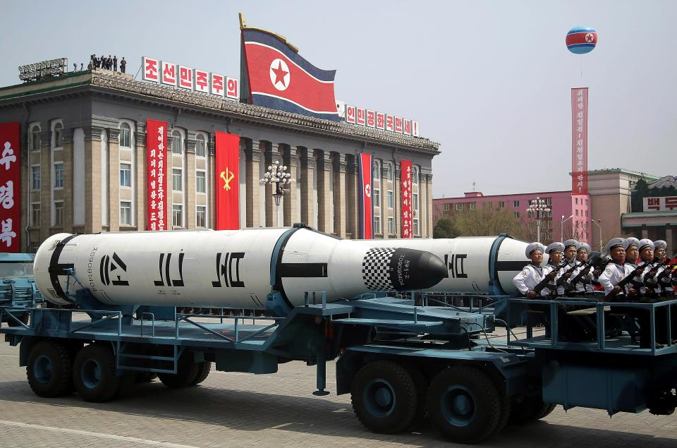 North Korea: we can launch nuclear war at any moment