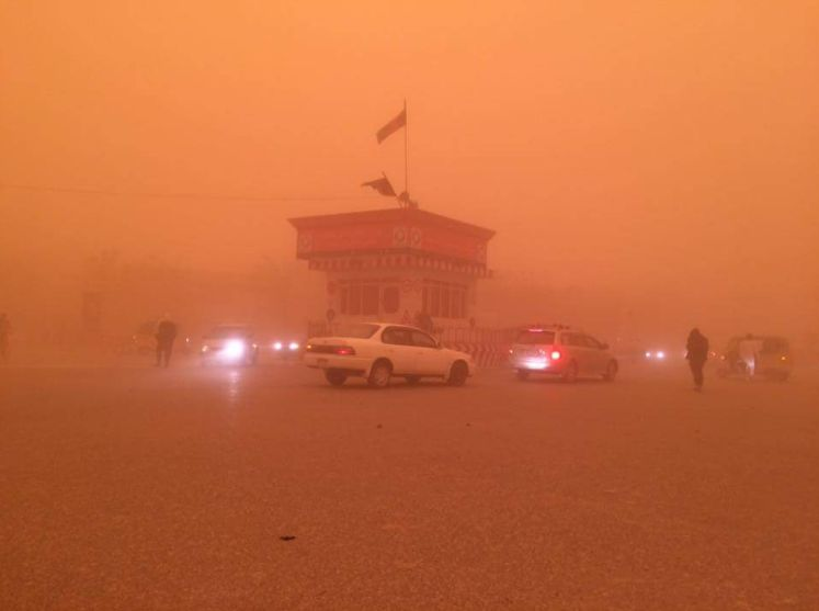 Storm left deadly financial loss in northern Afghanistan