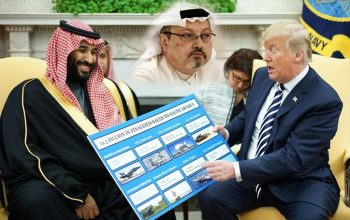 Trump defends Saudi Arabia over Khashoggi murder