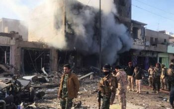 26 people were killed and wounded in an explosion in Yemen