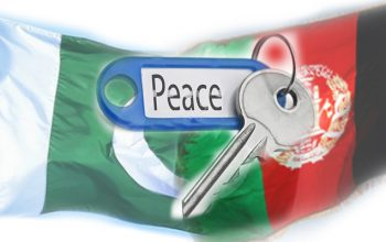 Where is the Key for Afghanistan Peace?
