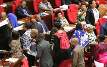 Amazing Proposition; all Tanzanian male MPs should be circumcised