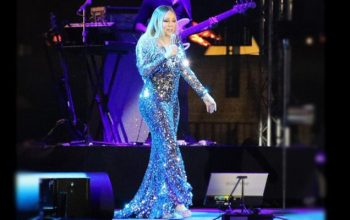 Maria Carey`s Concert was performed 100 km from Mecca city under demand of US