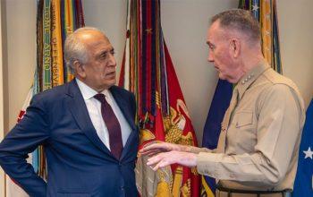 New Steps of Khalilzad's Journey for Afghan Peace