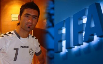 Former Afghan National Football Player Banned from Football-related Activities for Life
